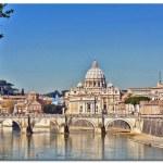 Basilica di San Pietro, Vatican, Rome, Italy — Stock Photo #37435277