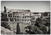罗马,意大利-视图体育馆. — 图库照片