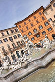 Itália, roma - piazza navona — Foto Stock