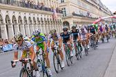 Cycling Marathon — Stock Photo