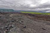 La Fournaise volcano — Photo