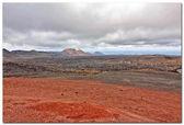 Paisaje de montaña fantasía fuerteventura Islas Canarias, España — Foto de Stock