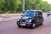 London taxicab — Stock Photo
