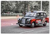 London cab — Stock Photo