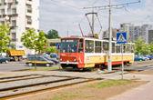 Belarus public transport — Photo