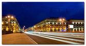 Stalin Avenue. — Stock Photo