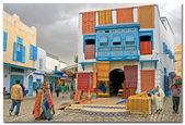 Sidi bou disse — Foto Stock