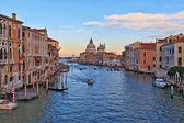 Venice Grand Canal — Stockfoto