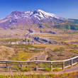Beautiful view of mount saint helens — Stock Photo #27227501