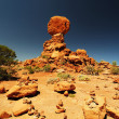 Balanced rock — Stock Photo