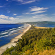 Cape lookout from overlook — Stock Photo