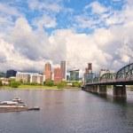Portland skyline — Stock Photo #27229815
