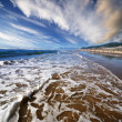 A view of rockaway Beach Oregon — Stock Photo