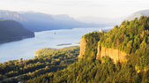 The Columbia River George and the Vista Point — Stock Photo