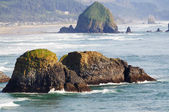 A Beautiful view of Ecola — Stock Photo