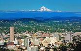 Portland skyline — Stock Photo