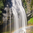 Stock Photo: Beautiful naradfalls in mt rainier
