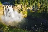 Snoqualmie falls en washington — Foto de Stock