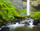 Beautiful Latourell Falls — Stock Photo