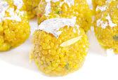 Indian Sweet , Laddu — Stock Photo