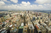 Beautiful johannesburg cityscape — Photo