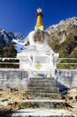 Bela vista de sikkim norte — Fotografia Stock