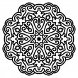 Mandala — Stock Vector