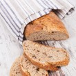 Delicious bread. — Stock Photo
