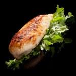 Delicious grillen chicken breast. — Stock Photo #27176569