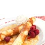 Delicious pancakes. — Stock Photo #27177189