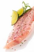 Fish fillet. — Stock Photo