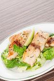Seafood plate. — Foto de Stock