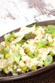 Läcker risotto. — Stockfoto