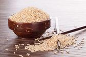 Rice. — Stock Photo