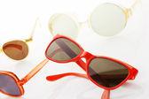 Retro solglasögon. — Stockfoto