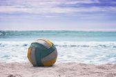 Summer beach background. — Stock Photo