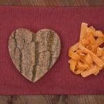 Постер, плакат: I love pasta