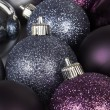Shiny christmas balls. — Stock Photo