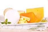 Cheese variation. — Stock Photo