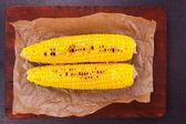 Golden corn. — Stock Photo