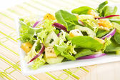 Delicious mix salad. — Stock Photo