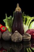 Vegetable variation. — Stock Photo