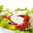 Fresh colorful salad. — Stock Photo