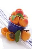 Apricots. — Stock Photo
