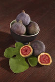 Delicious figs. — Stock Photo