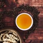 Traditional tea ceremony. — Stock Photo
