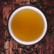 Traditional tea background. — Stock Photo