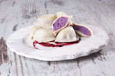 Sweet dumplings. — Stock Photo