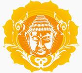 Buddha — Vetorial Stock