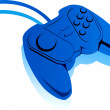 Vector de stock : Gaming Joystick